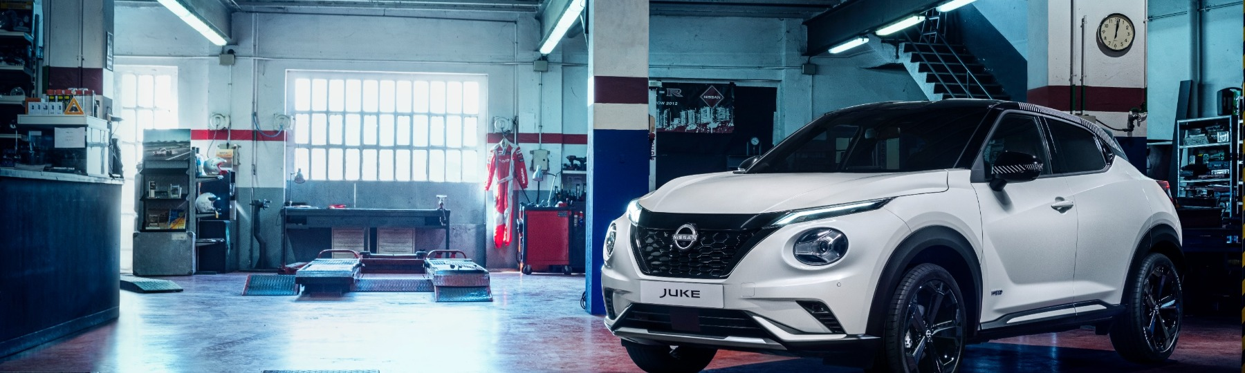Nissan Juke From £262 Per Month